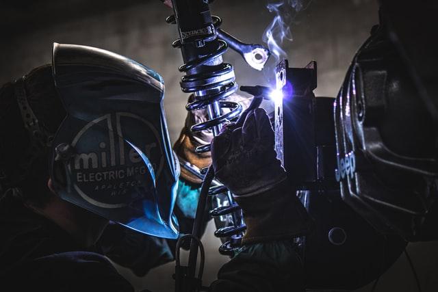welding service client.