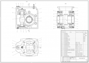 Mechanical Drawings and Blueprints