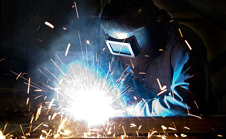 Maine repair welding